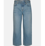 MOSS COPENHAGEN 14856 kaela hw culotte jeans blauw