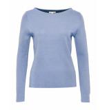 OPUS Vest 234125034#o0009 blauw