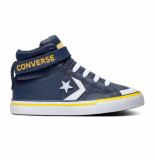 Converse All stars pro strap 666936c / geel / wit blauw