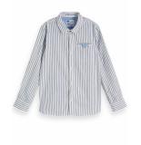Scotch Shrunk T-shirt 154649 wit