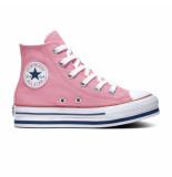 Converse All stars chuck taylor platform 668027c / wit roze