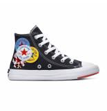 Converse All stars chuck taylor logo 366988c zwart