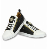 Cash Money Schoenen sneaker bee black white gold