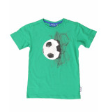 Someone T-shirt foosball groen