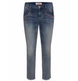 Mos Mosh Jeans 132430 naomi ida troks blauw