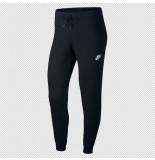 Nike W nsw essntl pant tight flc bv4099-010 zwart