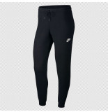 Nike W nsw essntl pant tight flc bv4099-010 zwart