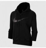 Nike Dri-fit get fit womens full-z cq9303-010 zwart