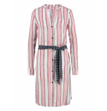 Studio Anneloes Shelby stripe tunic 02923 rood