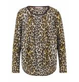 Studio Anneloes Nikki leopard shirt 03817