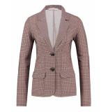 Studio Anneloes Clear pdg blazer 03533 bruin