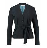 Studio Anneloes Rosan panter blazer 03599 grijs