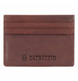 Dstrezzed creditcard holder bruin