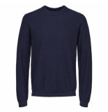 Selected Homme Slhpage cashmere blauw