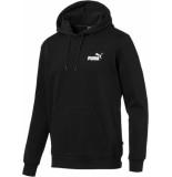 Puma Ess hoodie fl zwart