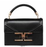 Elisabetta Franchi Moves Bag zwart