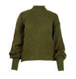 NA-KD Pullover 1018-003261 groen