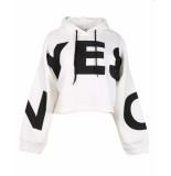 NA-KD Sweatshirt 1044-000096 wit