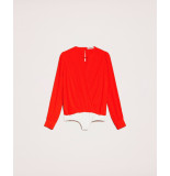 Twin-set Blouse rood