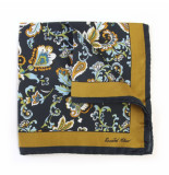 Revested  Pocket square