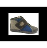 Rohde 2072-72 jongens pantoffels bruin
