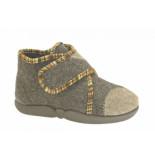 Rohde 2073-72 jongens pantoffels bruin