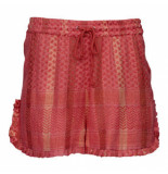 Cecilie Copenhagen Holly shorts rood