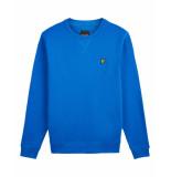 Lyle and Scott Crew neck sweatshirt blauw