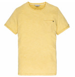 Cast Iron Ctss201252 1071 r-neck slub jersey misted yellow geel