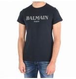 Balmain T-shirt zwart