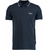Hugo Boss Paddy pro polo 50326299/410 blauw