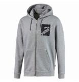 Puma Big logo fz hoody fl 597248-03 grijs