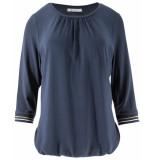 Nukus T-shirt 200192 cybel blauw