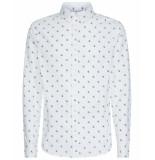 Calvin Klein Overhemd j30j314901 wit