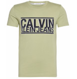 Calvin Klein T-shirt j30j314752 groen