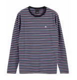 Scotch & Soda T-shirt 155319 wit