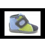 Rohde 2072-56 jongens pantoffels blauw