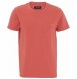 Clean Cut T-Shirt rood