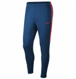Nike Trainingsbroek dri-fit academy pant kids blue blauw