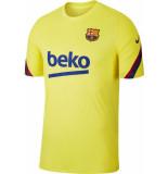 Nike Fc barcelona trainingsshirt 2019-2020 sonic yellow