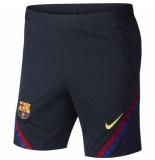 Nike Fc barcelona trainingsbroekje 2019-2020 obsidian blauw