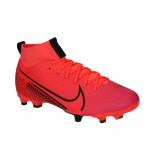 Nike Jr superfly 7 academy fg/mg at8120-606