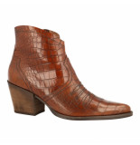 Paul Green 9666-046 dames laars cognac