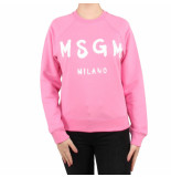 MSGM Felpa roze