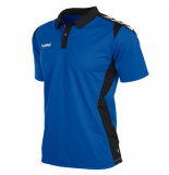 Hummel Paris polo 163203-5800 blauw