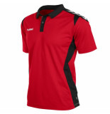 Hummel Paris polo 163203-6800 rood