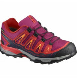 Salomon Wandelschoen x-ultra gtx junior sangria poppy red