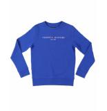 Tommy Hilfiger Sweatshirt kb0kb05672 blauw