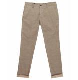 Mason's Mason's pantalon cbe512 milano beige