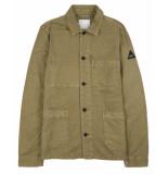 Denham Colbert mao jacket wlcotl groen